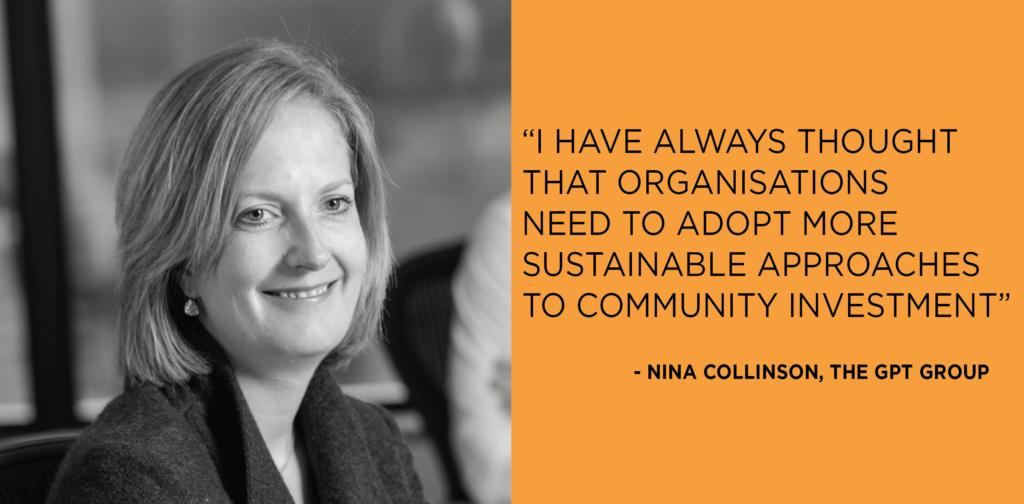 Nina Collinson Quote E-news