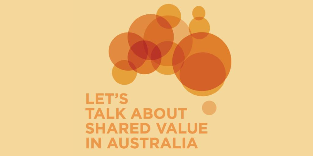 Lets Talk About Shared Value Landscape