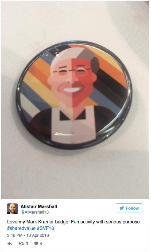 MK Badge