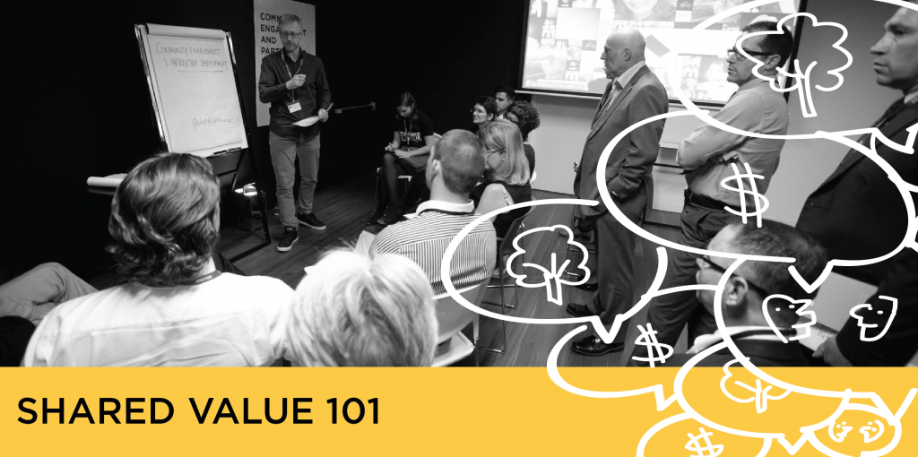 Shared Value 101