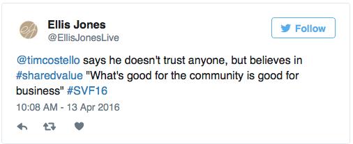 Trust Tweet 2