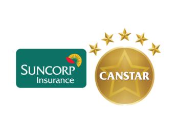 Suncorp CANSTAR Award Profile image