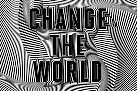 change the world image